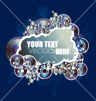 Free abstract frame vector - бесплатный vector #253593