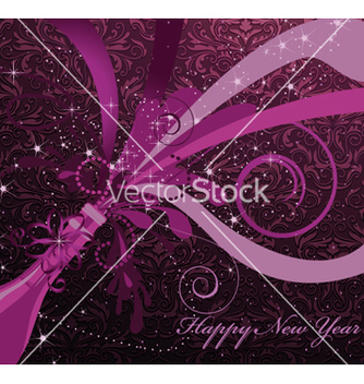 Free new year background vector - vector gratuit #254823