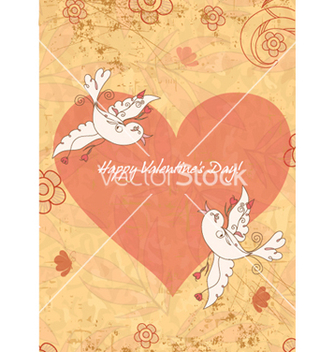 Free valentines day background vector - Free vector #255063