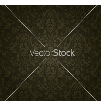 Free damask seamless pattern vector - бесплатный vector #255123