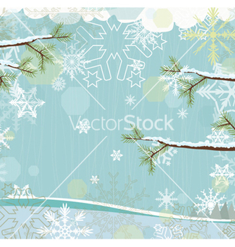 Free christmas greeting card vector - Kostenloses vector #255723