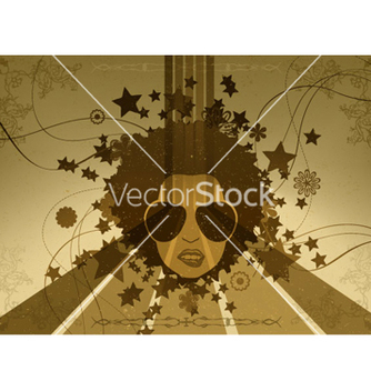 Free grunge retro background vector - бесплатный vector #255923