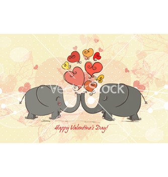 Free valentines day background vector - Kostenloses vector #256503
