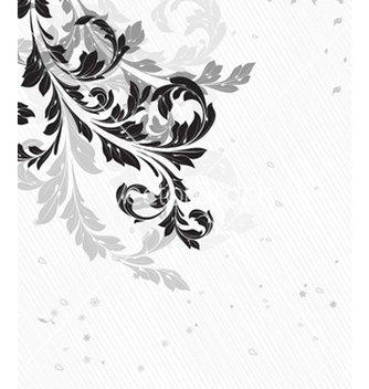 Free abstract floral background vector - vector gratuit #257543