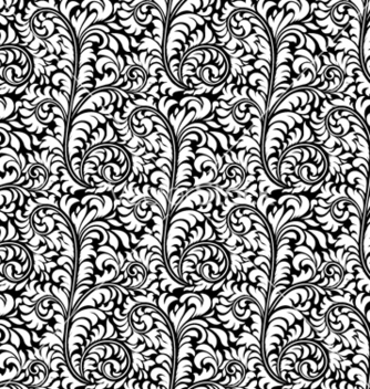 Free floral seamless pattern vector - Free vector #257683