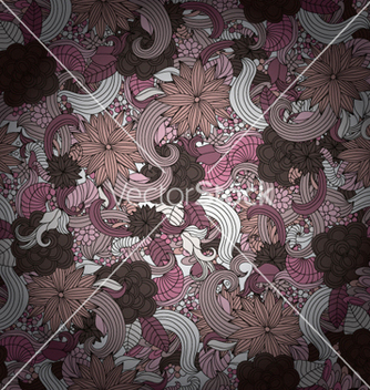 Free colorful floral pattern vector - vector #258133 gratis
