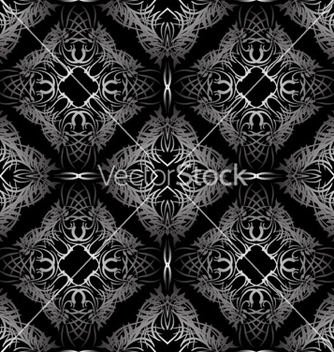 Free abstract seamless pattern vector - Kostenloses vector #259463