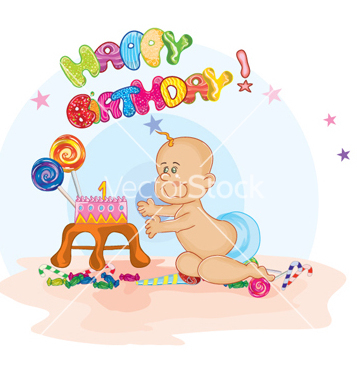 Free kids birthday party vector - vector #259873 gratis
