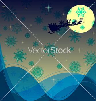 Free christmas background vector - Free vector #260403