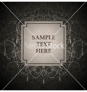 Free vintage label vector - бесплатный vector #260463