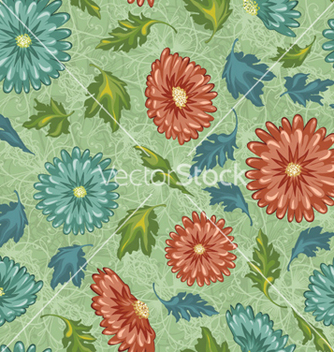 Free colorful floral pattern vector - vector #260793 gratis