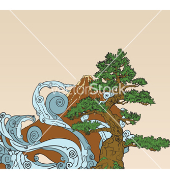 Free japanese background vector - vector gratuit #261153