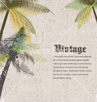 Free grunge summer background vector - Free vector #261503