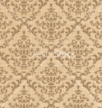 Free floral seamless pattern vector - Free vector #261743
