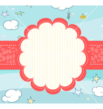 Free abstract frame vector - бесплатный vector #261823