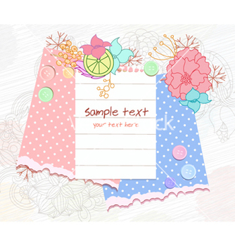 Free spring frame vector - Free vector #262263
