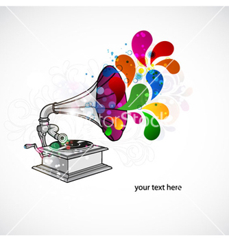 Free colorful concert poster vector - бесплатный vector #262953