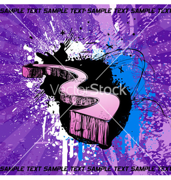 Free grunge 3d arrow vector - Free vector #263513