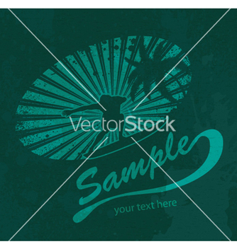 Free grunge summer vector - Free vector #264293
