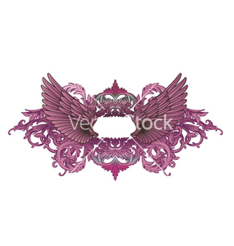 Free grunge wings vector - Kostenloses vector #265293