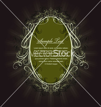 Free vintage label vector - бесплатный vector #266363