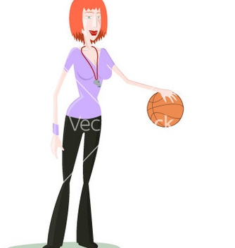 Free pe teacher vector - бесплатный vector #266753