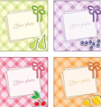 Free frame photo vector - vector gratuit #267013