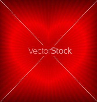 Free red background with heart vector - vector #267123 gratis