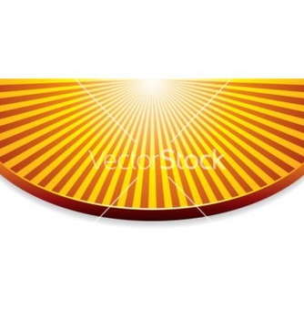 Free orange background with sunrise vector - Kostenloses vector #267373