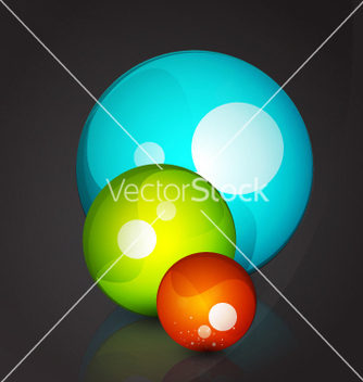 Free bubble icon vector - vector gratuit #267473