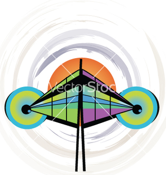 Free city hole vector - Free vector #267593