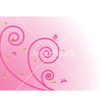 Free floral decoration vector - Free vector #267693
