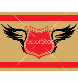 Free handdrawn shield vector - Kostenloses vector #268163