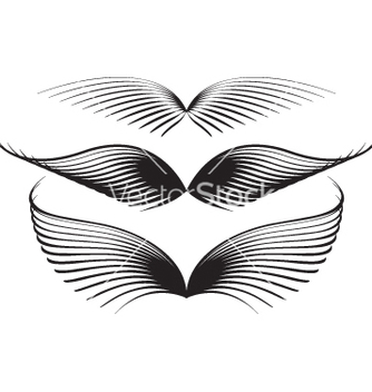 Free wing graphics vector - Free vector #268173