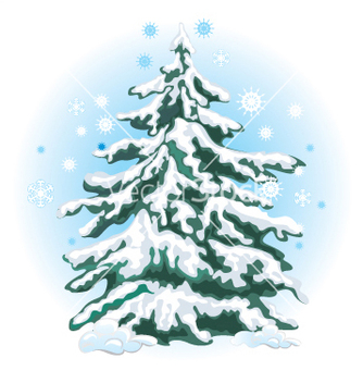 Free christmas background vector - vector gratuit #268233
