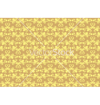 Free floral seamless background vector - Free vector #268423
