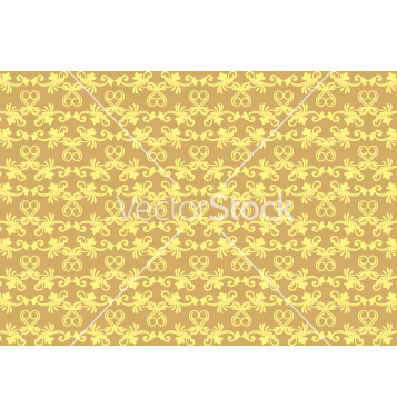 Free floral seamless background vector - vector gratuit #268423