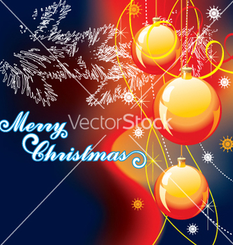 Free christmas vector - Free vector #268443