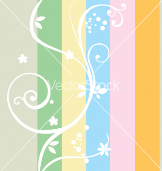 Free rainbow composition vector - бесплатный vector #268833
