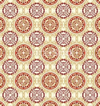 Free seamless pattern vector - бесплатный vector #269563