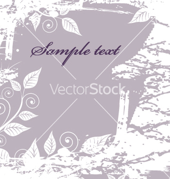 Free grunge background vector - vector #269813 gratis