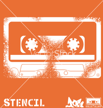 Free stencil tape vector - Free vector #269953