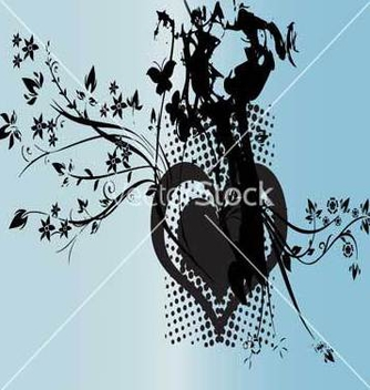 Free heart vector - Free vector #270013