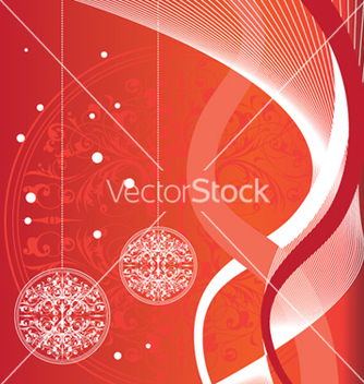 Free christmas background vector - бесплатный vector #270123