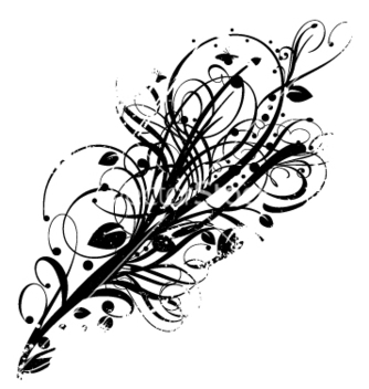 Free graphic bloom grunge vector - бесплатный vector #270553