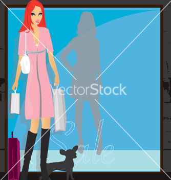 Free shopping vector - vector gratuit #270743