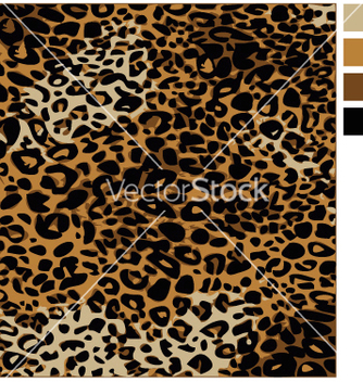 Free leopard skin vector - Free vector #270903