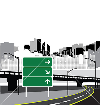 Free city vector - vector #271473 gratis