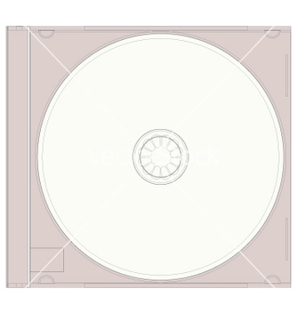 Free cd dual case vector - бесплатный vector #271503