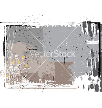 Free antique grunge background vector - Free vector #271533